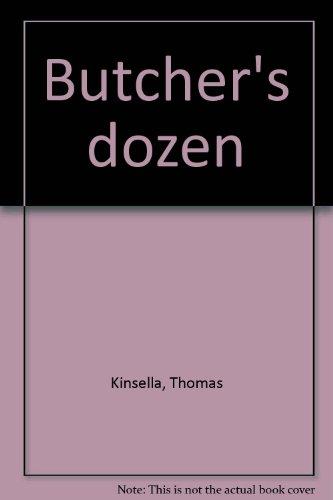9780950173412: Butcher's Dozen