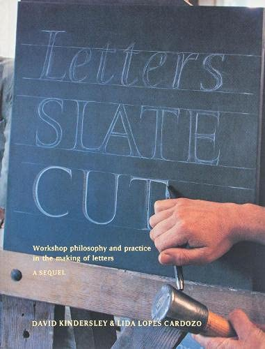9780950194677: Letters Slate Cut: Workshop Practice and the Making of Letters