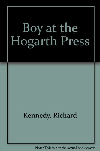 9780950215914: Boy at the Hogarth Press