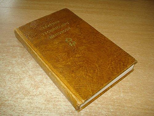 9780950228518: Leather Technician's Handbook