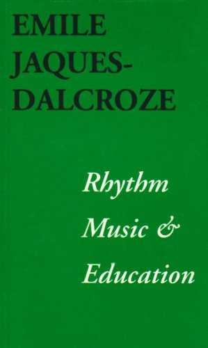 9780950242736: Rhythm, Music and Education