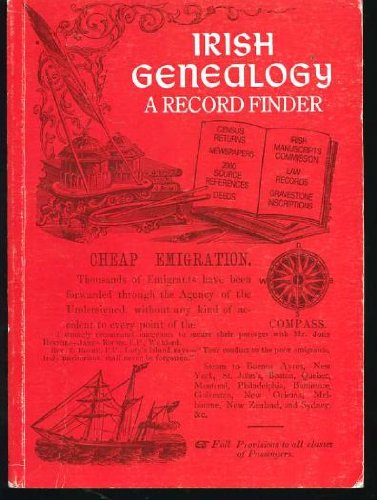 9780950245577: Irish Genealogy: A Record Finder (Heraldry and genealogy series)