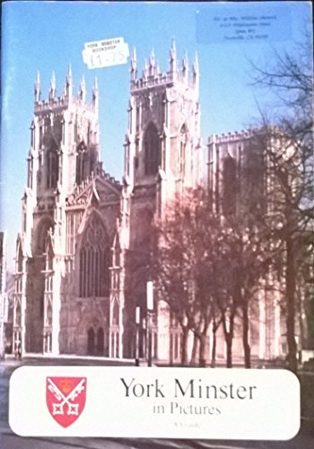 9780950247182: York Minster in pictures