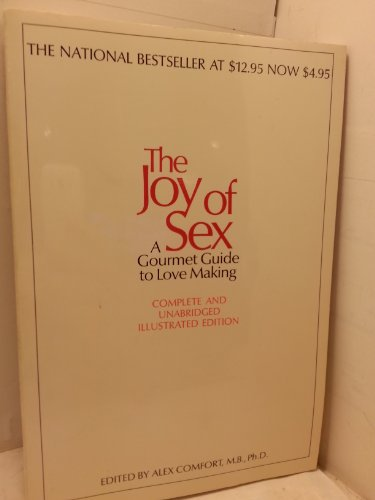 9780950249407: The Joy of Sex: A Gourmet Guide to Lovemaking