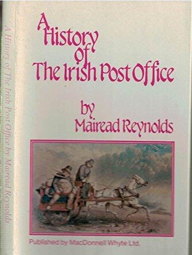 9780950261973: A history of the Irish Post Office