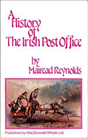 9780950261980: A history of the Irish Post Office