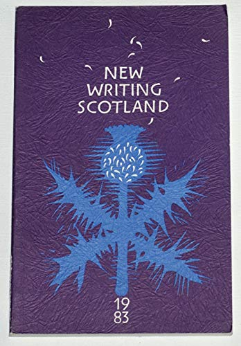 9780950262949: New Writing Scotland 1983