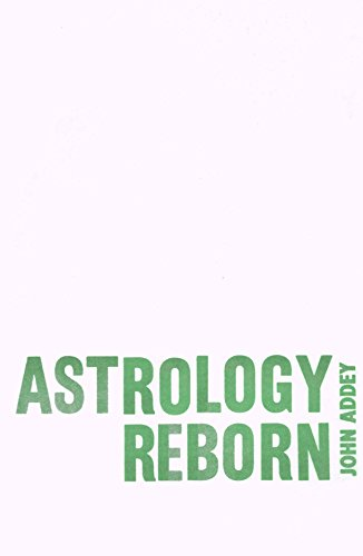 9780950265827: Astrology reborn: Being the second C.E.O. Carter memorial lecture delivered at the Astrological Association Conference, Fitzwilliam College, ... 1971 (C.E.O. Carter memorial lectures)