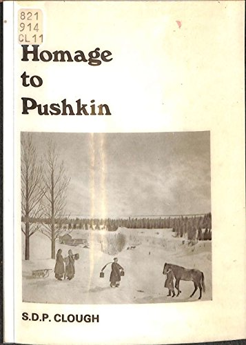 9780950280479: Homage to Pushkin: Scenes from
