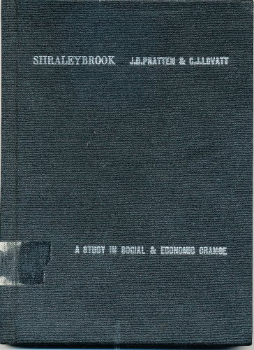 9780950346861: Shraley Brook: A study in social and economic change (Occasional paper / Crewe and Alsager College of Higher Education)
