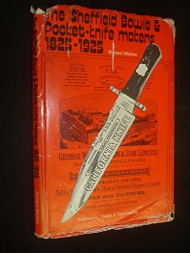 9780950367804: Sheffield Bowie and Pocket-knife Makers, 1825-1925