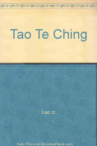 9780950387642: Tao Te Ching