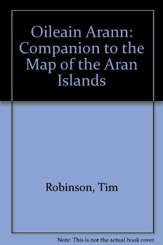 9780950400228: Oileain Arann: Companion to the Map of the Aran Islands