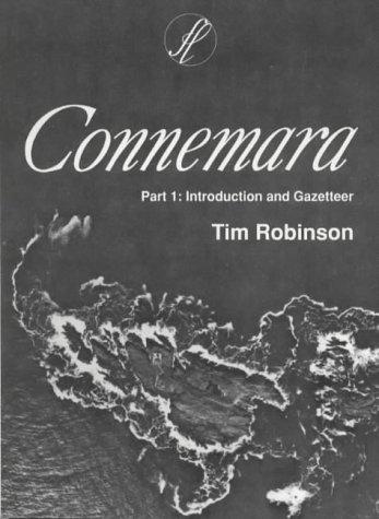 9780950400259: Connemara: Map & Gazeteer (Parts 1&2) (Part 2) (English and Irish Edition)