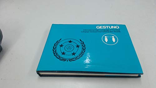 Gestuno: International Sign Language of the Deaf: World Federation of