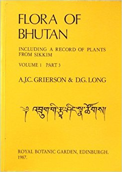 Flora of Bhutan: Including a Record of: D. G. Long