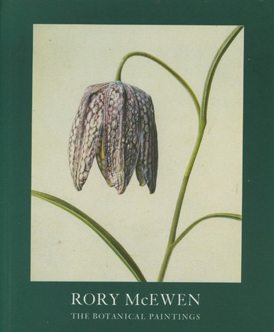 9780950427089: Rory McEwen, 1932-1982: the botanical paintings