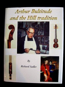 9780950435770: Arthur Bultitude and the Hill Tradition (M.R.S. Library III)
