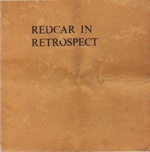 9780950442716: Redcar in Retrospect: A Miscellany of Photographs Taken from 1820-1941