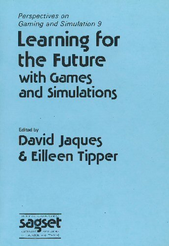 9780950468228: Learning for the future: With games and simulations (Perspectives on gaming and simulation)