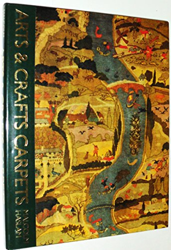 9780950501871: Arts & crafts carpets.