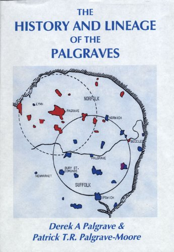 The History and Lineage of the Palgraves.