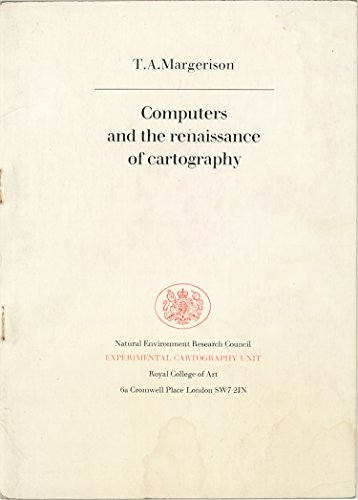 9780950559001: Computer and the Renaissance of Cartography