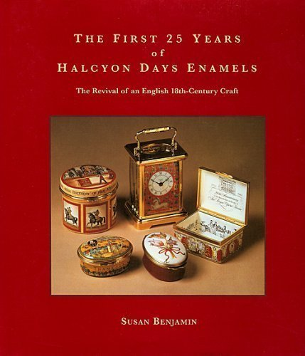 9780950580616: The First 25 Years of Halcyon Days Enamels: The Revival of an English 18th Century Craft