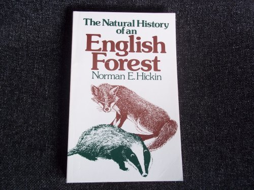 9780950583228: Natural History of an English Forest: Wild Life of Wyre