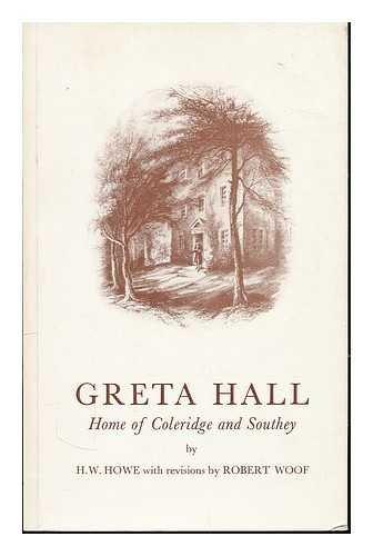 9780950597003: Greta Hall: Home of Coleridge and Southey