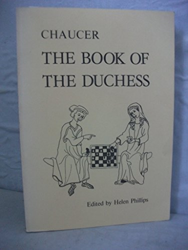 9780950598925: Book of the Duchess (Durham Mediaeval Texts)