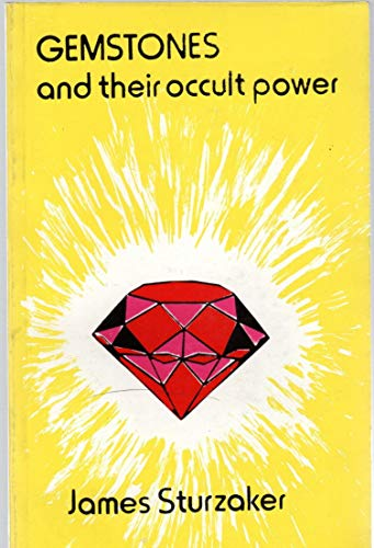9780950616803: Gemstones and Their Occult Power