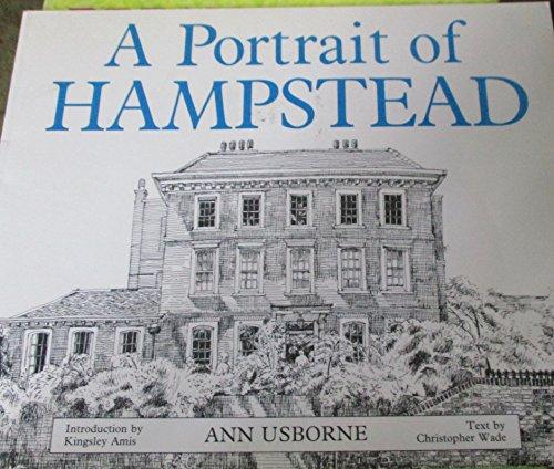 A Portrait of Hampstead: Usborne, Ann