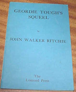 9780950642468: Geordie Tough's Squeel