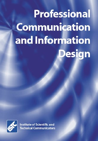 9780950645957: Professional Communication and Information Design