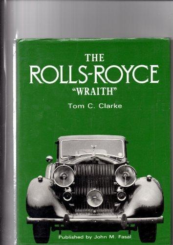 9780950648927: Rolls-Royce Wraith