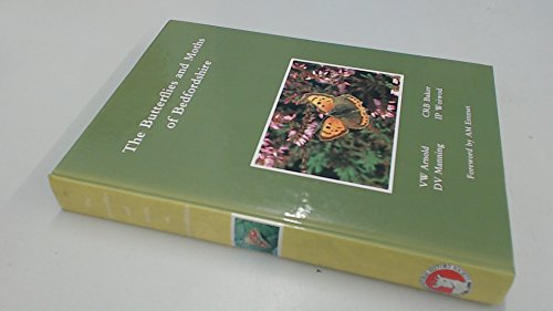 9780950652153: Butterflies and Moths of Bedfordshire