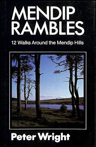 9780950656373: Mendip Rambles: 12 Walks Around the Mendip Hills