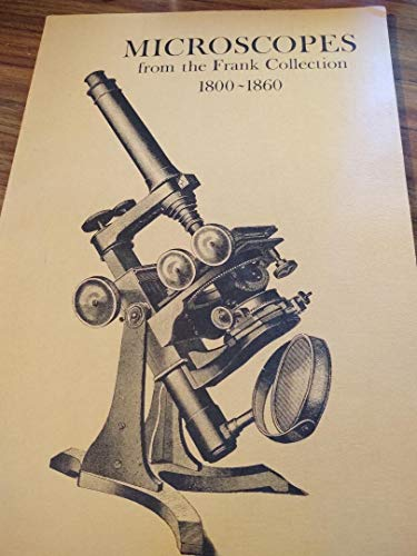 MICROSCOPES FROM THE FRANK COLLECTION, 1800-1860: Illustrating: Nuttall, R.H.