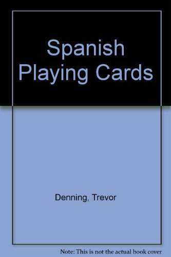9780950694108: Spanish Playing Cards