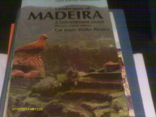 9780950694221: Landscapes of Madeira: A Countryside Guide
