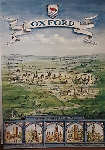 Oxford: An explorer's guide: Zwart, Christine
