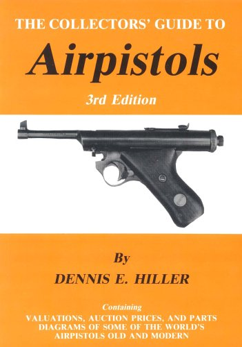 9780950704661: Air Pistols