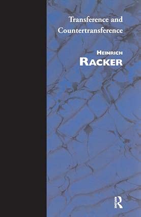 Transference and Counter-transference (Maresfield Library): H. Racker