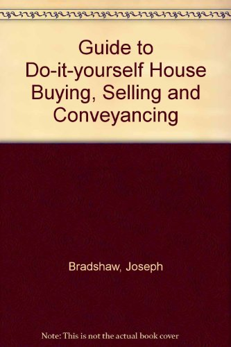9780950717050 guide to do it yourself house buying selling and 9780950717005 guide to do it yourself house buying selling and conveyancing solutioingenieria Images