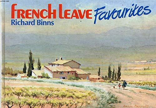 9780950722498: French Leave Favourites