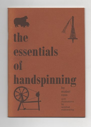 9780950729206: Essentials of Hand Spinning