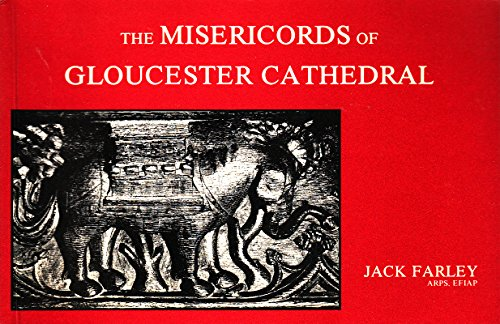 9780950739601: Misericords of Gloucester Cathedral