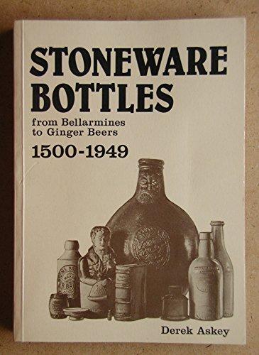 Stoneware Bottles: Askey, Derek