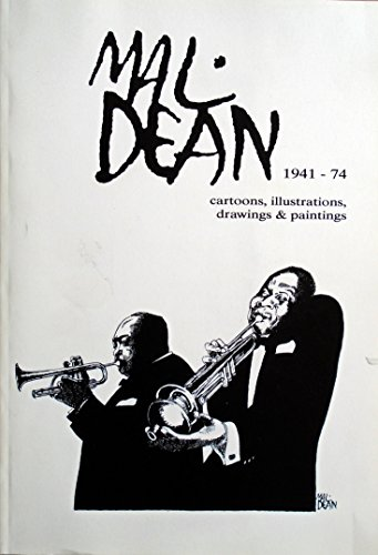 9780950751795: Mal Dean, 1941-74: Cartoons, Illustrations, Drawings and Paintings